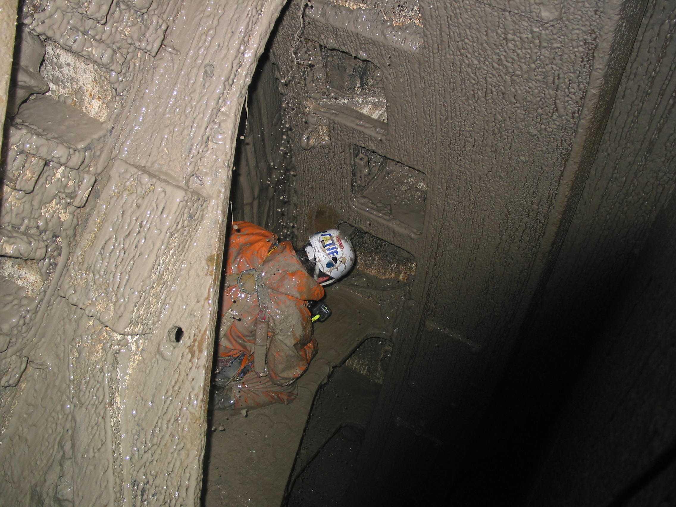 Travaux hyperbares - Interventions en chambre d'attaque de tunnelier