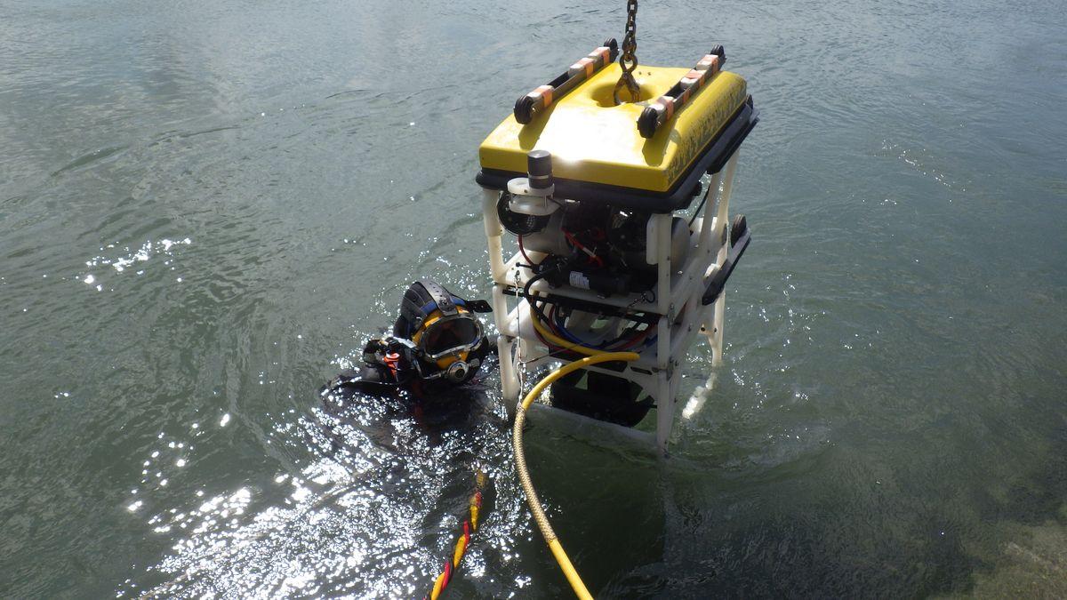 Inspections Téléopérées - Inspections par robots sous-marins