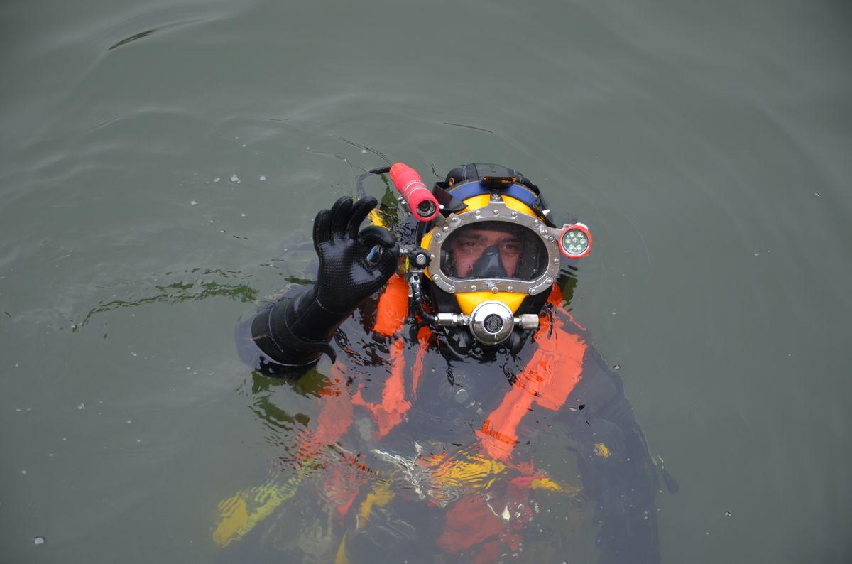 Inspections Scaphandriers - Expertises de structures immergées